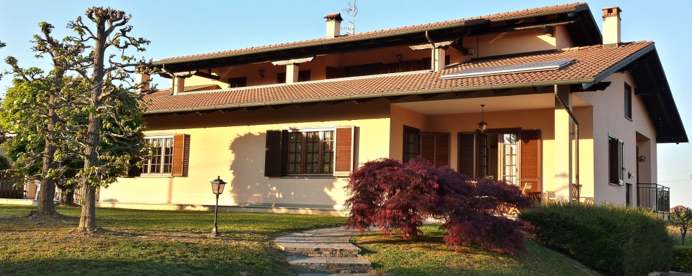 bed and breakfast biella